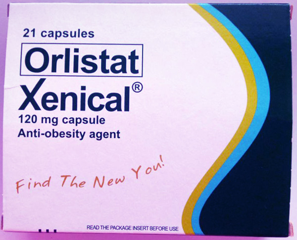 orlistat xenical